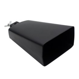 Wholesale Percussion Sale - Wholesale- Sales 7 Inch Black Metal Cattlebell Cowbell Personalized Brass Cattle Cow Bell Percussion Instrument