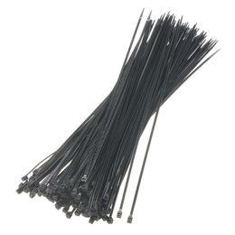 Wholesale Wholesale Nylon Zip Ties - Newest 100Pcs 4X200mm Nylon Plastic Zip Trim Cable Loop Ties Wire Self-Locking Hot Sale Promotion