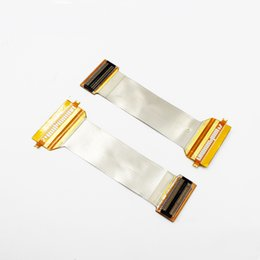 Wholesale Track Ribbons Free Shipping - In Stock!!Hot Sale LCD Display Connector Flex Ribbon Cable for Samsung D880 D888, Test ok,Free Shipping +Tracking