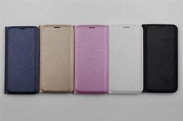 Canada Nouveau Luxe En Cuir Portefeuille Carte Flip Téléphone Case Cover Pour Samsung Galaxy S7 Bord S6 bord Note 5 Plus J7 J5 A710 A5 Sans Boîte De Détail Gratuit DHL Offre