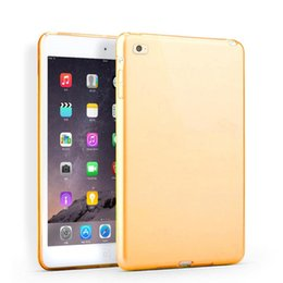 Wholesale Ipad Mini Tpu Gel Clear - Wholesale-SimpleStone New Clear TPU Skin Gel Silicone Case Cover for iPad mini 4 60308