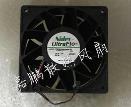 Canada Ventilateur de refroidissement d'origine Nidec V12E24BMM9-51 24VDC 12CM 12038 120 * 120 * 38MM Offre
