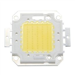 Wholesale Diy High Powered Led Bulb - Wholesale- WSFS Hot Sale High Power 50W LED chip bulb light lamp DIY White 3800LM 6500K