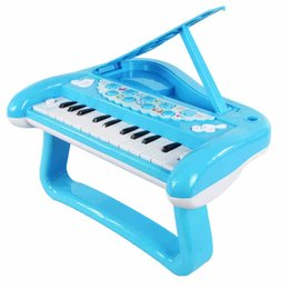 Wholesale Toy Organs - Children's simulation of multi-function electronic organ baby early childhood educational toys mini piano music 3-6 years old