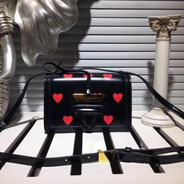 Wholesale Spain Leather - Shoulder Bags Luxury 2017 autumn new Spain brand copy fashion handbags high quality shoulder Black 183436996 size 21 * 14.5 * 8