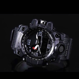 Wholesale g shock original - New Original Top Brand Mens Casual G Sport Watches Led Multifunction Waterproof 50M Women watch S Shock GA100 Wristwatches