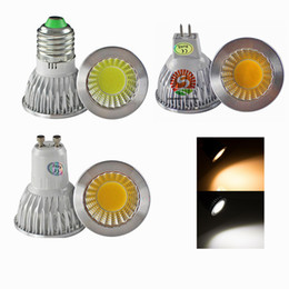 Wholesale E27 Led Bulb Dc12v - X10 led lights 15W COB GU10 GU5.3 E27 E14 MR16 Dimmable LED Sport light lamp High Power bulb More than DC12V 85-265V