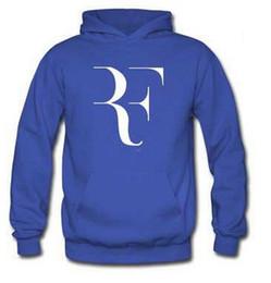 Wholesale Butterfly Clothes Women - Wholesale-Roger Federer coat autumn and winter clothing for men women jacket loose Roger Federer tennis zipper sweatershirt Size S~XXXL