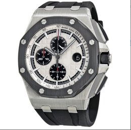 Wholesale Christmas Reviews - Royal Oak Offshore Silver Dial Men's Watch 26400SO.OO.A002CA.01 Write the First Review