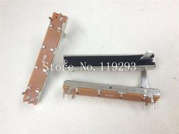 original-leistungsrelais Rabatt Großhandels- [BELLA] SL-4521N 6cm 60mm Einzelpotentiometer B10K Budweiser 1200D Monowellenlänge 15MM - 10PCS / LOT