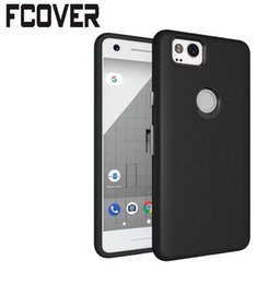 Wholesale Football Covers - Hybrid Rough For Google Pixel 2 XL Case football 2 in 1 Hard Soft Silicon+PC Gel Skin Back Cover