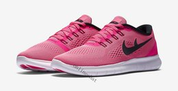 Wholesale Cheap Ladies Sneakers - Women Free Running Sports Shoes Cheap Ladies Free RN Running Shoes Cool Sneaker Breathable Outdoor Shoes Size 36-40