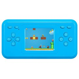Wholesale Gaming Consoles - New hot Children's classic nostalgia Gaming Portable Handheld Video Game Console Game Players hand-held gaming device For FC