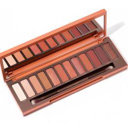 Wholesale Heat Fashion - New NK heat Fashion Hot Palette Eye Shadow Palette 12 color Eyeshadow Makeup cosmetics make up eyes