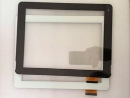 Wholesale M6 3g - Wholesale- new touch screen for Pipo M6 Pro Touch Panel for Pipo M6 pro 3G Quad Core Digitizer Glass IPS Sensor Screen