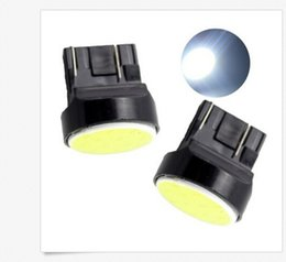Wholesale T5 5w - 100X T20 7443 W21-5W COB 12SMD LED Brake Light Turn Signal Bulb Parking Lamp 12V NEW