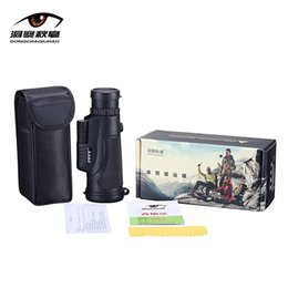 Wholesale Telescoping Monocular - Enlarge Universal 12x50 Hiking Concert Camera Lens Telescope Monocular With No Holder For Smartphone Free Shipping