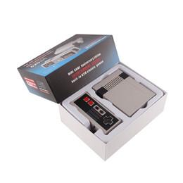 Wholesale Game Machines - Mini Machine Retro Classic Mini TV Handheld Console Entertainment System 620 Classic Games New Arrival 0801101