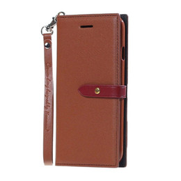 Wholesale Leather Covers For Diaries - Hanman Romance Diary Leather Wallet TPU Cover Case For Samsung J2 J5 J7 Prime A3 A5 A7 A8 2016 2017 A320 A520 A720 iPhone 7 Retail Package
