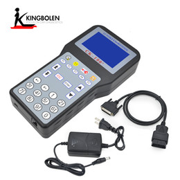 Wholesale Auto Warranty - 2017 High Quality Auto Key Programmer CK100 V99.99 CK-100 Silca SBB One Year warranty DHL Free Shipping