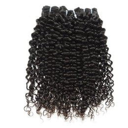 Wholesale Spiral Curls Hair Extensions - Grade 6A cheap brazilian hair free shipping Spiral curl hair product 4pcs lot free shedding tangle human hair extensions