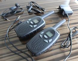 Wholesale Handheld Radio Codes - high quality long range 1W walkie talkie 3km mobile radio PMR FRS walkietalkie w 121 private code +charger+earphone