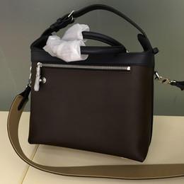 Wholesale Handbag City - luxury brand CITY TRUNK PM stud BOX L M43118 CRUISER M42410 Top quality womens genuine leather handbag tote shoulder bag Cross Body handbag
