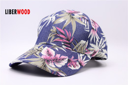 Wholesale Trees Snapback - Wholesale- women coconut palm tree cotton baseball cap snapback caps woman summer dad hat beach hat cool for outdoor hiking climb