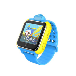 Wholesale Touch Watches Mobile Phone - Q730 Children Smartwatches Kids Touch Screen Smart Watch Smart Watch For Android ISO Cell Phone Intelligent Mobile Phone Watch