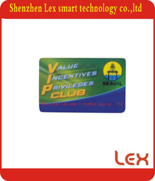 Wholesale Printing Card Rfid - Wholesale- Print An Best EM4305 125kHz Member Identity Printing RFID Plastic Smart ID Card