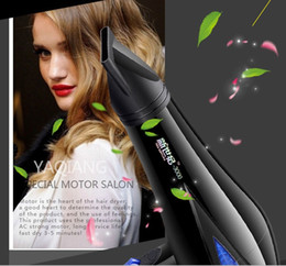Wholesale Hairdryer Hair - Pro Salon Hair Dryer Bathroom Stalls Blow Dryer Silent Hair Device Salon Dedicated Hairdryer 3 stages Cold Hot Wind 2000W Powe