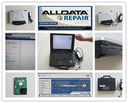 Wholesale Rugged Computers - alldata repair mitchell ondemand5 all data 10.53 auto repair software 2in1 hdd 1tb with laptop toughbook cf52 rugged computer diagnostic