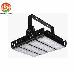 Wholesale Water Light Projectors - Ultra thin finned radiator LED floodlight 200W LED flood lights IP65 water proof high-pole lamps AC85-265V 3years warranty projector light