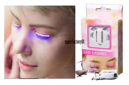 Wholesale Fancy Pajamas - Luminous Eyelashes Luminous Eyelashes Fancy Eyelashes Pajamas Halloween Christmas Festivals