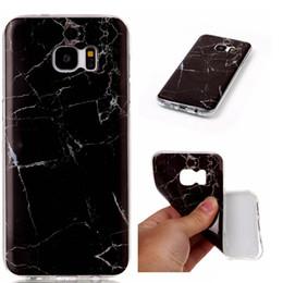 Wholesale Black Green Granite - Silicone Slim Granite Marble Texture IMD Soft TPU Gel Back Case Shockproof for htc desire 728