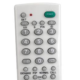 interruttore remoto a 12v Sconti All'ingrosso- 2016 Hot All In 1 TV-139F Telecomando TV Controller sostituzione perfetta