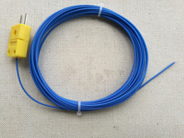 Wholesale China Thermocouple - K type thermocouple surface temperature sensor 5meter wire with Plug from china High quality wholesale customizable