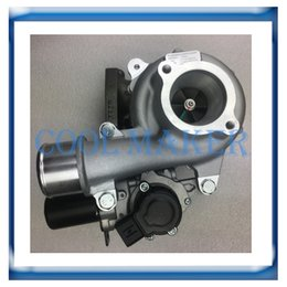Wholesale Turbocharger For 2kd - CT16V Turbocharger with actuator for Toyota Hilux 2KD-FTV 17201-0L070 172010L070 17201-0L071