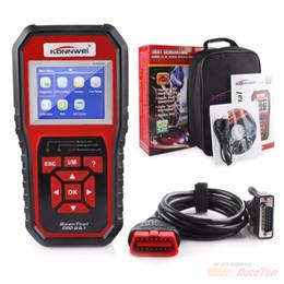 Wholesale Daewoo Scan - High Quality OBD OBD2 Diagnostic Scan Tool KONNWEI KW850 ODB2 EOBD Car Fault Code Reader Scanner PK AL519 Automotriz Automotivo