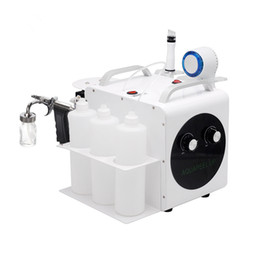 Wholesale Hot Water Cleaners - water dermabrasion face cleaning ultrasonic cold and hot hammer oxygen spray machine