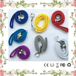 Wholesale Ecigarette Lanyard Rings - Ego neck lanyard o ring clips ego necklace string lanyard chain strap for ego series ego-t ego-c ego-w battery vapor pen ecigarette ecig