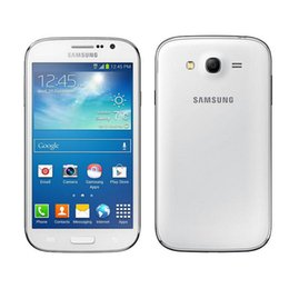Wholesale Rear Front Camera - Refurbished Original Samsung Galaxy Grand Duos I9082 Dual Core 1GB RAM 8GB ROM 8MP Rear Camera Dual SIM Unlocked Cellphone Black White