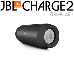 Wholesale Wood Buttons Free Shipping - HighJBL CHarge2+ Wireless Bluetooth mini speaker Subwoofer Outdoor portable mini speaker HIFI waterproof bluetooth speaker DHL Free shipping