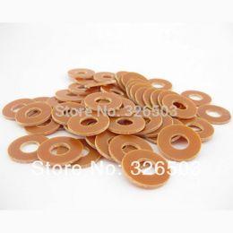 Wholesale Wholesale Washer Machine Parts - Wholesale-200PCS Phenolic Tattoo Machine Coil Core Washers Machine Parts Supply PCW-200