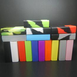 Wholesale Wholesale Cube Bags - Xcube Mini Silicon Case Smok X Cube Mini Mod Skin Bag Colorful Soft Silicone Sleeve Cover Skin fit Xcube Mini 75W DHL Free