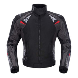 Wholesale Running Windproof Jacket - Wholesale-New style duhan oxford motorcycle clothes motorcycle off-road jacket racing jacket sport knight jacket windproof d-4