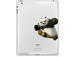 Wholesale Ipad Mini Decals - Hot Originality Cartoon-01 series Vinyl Tablet PC Decal Color Sticker Skin for Apple iPad 1  2   3   4   Mini Laptop Skins Sticker