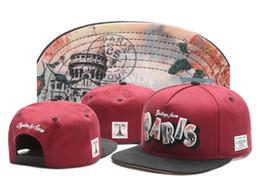 Wholesale Paris Snapback - 2017 new arrival Fashion Cayler & Sons PARIS Baseball Caps Adjustable Snapback Casquette Bone Hip Hop For Women Hats