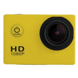 Wholesale Diving Video - Sports DV Camera Outdoor Ride Travel Air Skating Skating Mini HD 1080P Digital Camera Line Video Recorder, Driving Recorder