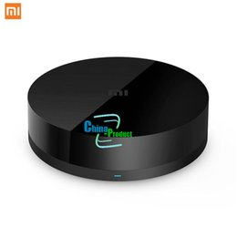 Wholesale Dvd Player For Home - Xiaomi Mi Universal Smart Remote Controller Home Appliances USB WIFI+IR Switch 360 Degree Smart for Air Conditioner TV DVD Player